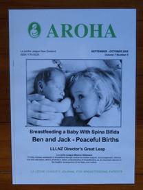Aroha La Leche League Magazine