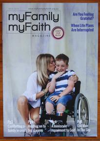 My Family My Faith Magazine