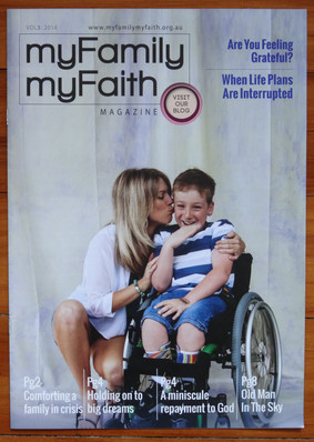 My Family My Faith Magazine