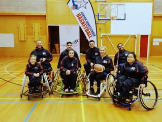 Teaching Wheelchair Basketball