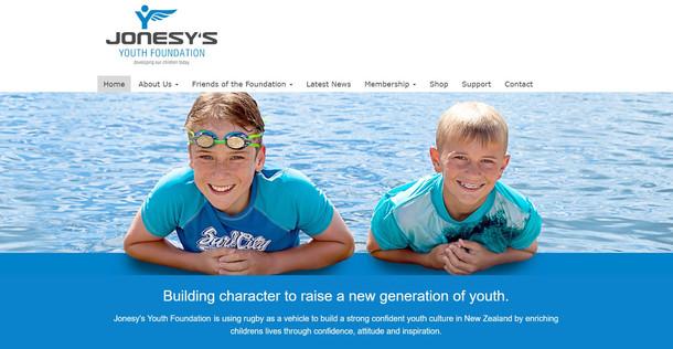 Jonesy's Youth Foundation