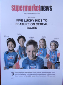 New Faces of Weet-Bix