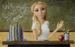 We Love Our Teacher