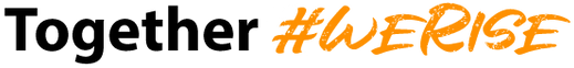 Together #WeRise logo