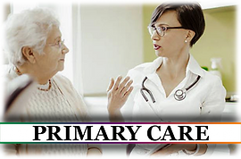 PRIMARY CARE SERVICES