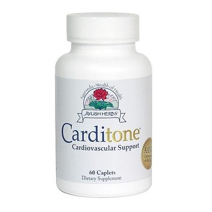 Carditone 60 vcaplets, Ayush Herbs