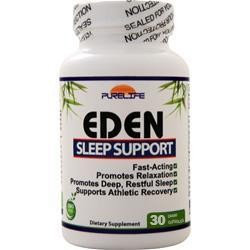 Pure Life Eden Sleep, 30 capsules