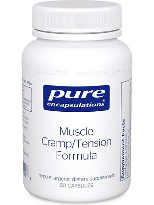 Muscle Cramp & Tension, Pure encapsulations