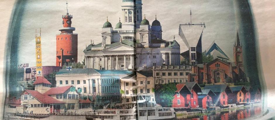 NA FINLÂNDIA,UMA NOVA E CONSTITUCIONAL LEI PARA NOVOS TEMPOS:ISOLANDO A CAPITAL