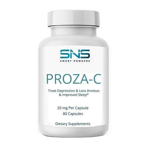 Прозак (флуоксетин) 20 мг, 80 капс
