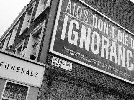 Mourning and Militancy: HIV/AIDs in the UK 40 Years On