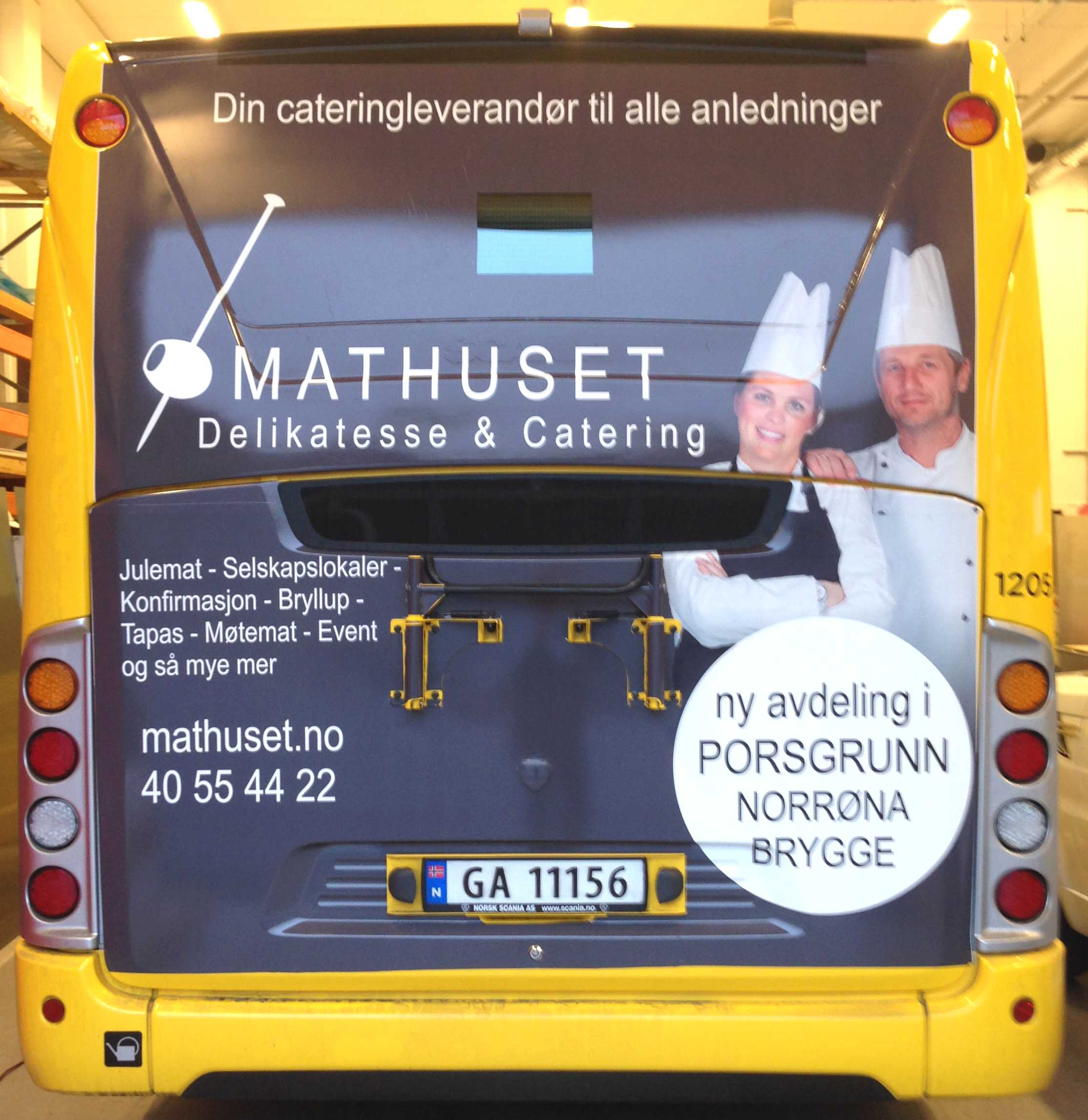 Mathuset