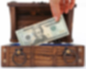 wood-white-isolated-mystery-store-money-