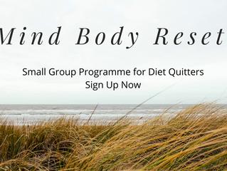 Mind Body Reset - 12 Week Group Programme