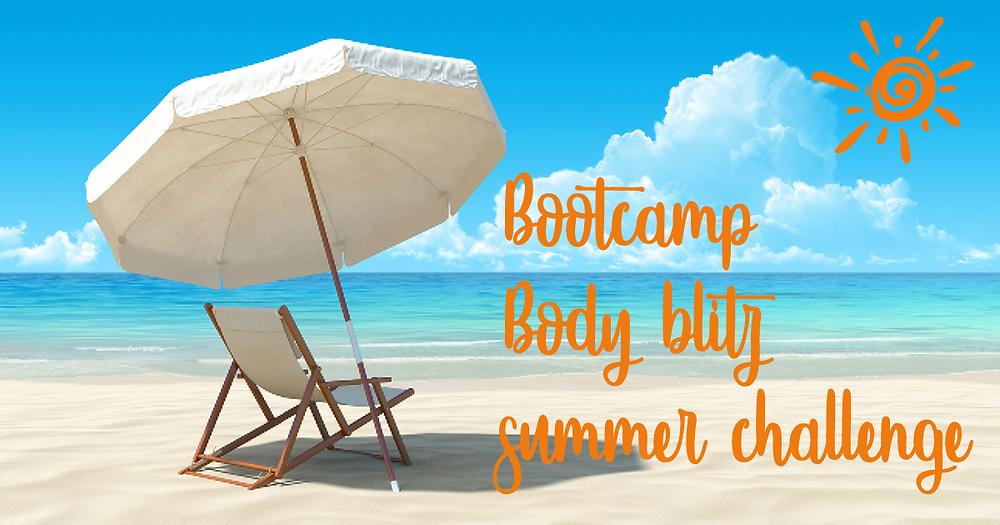 Bootcamp Body Blitz 28 Day Summer Weight Loss Challenge
