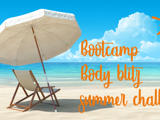 Bootcamp Body Blitz                                28 Day Healthy Eating and Weight Loss Challenge!!