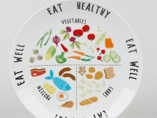 How Much Should I Be Eating? Portion Control