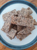 Seedy Protein Crackers
