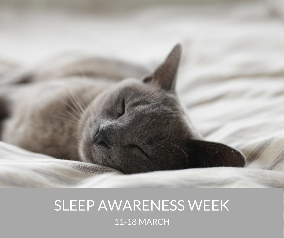 Sleep Awareness Week 11-18 March