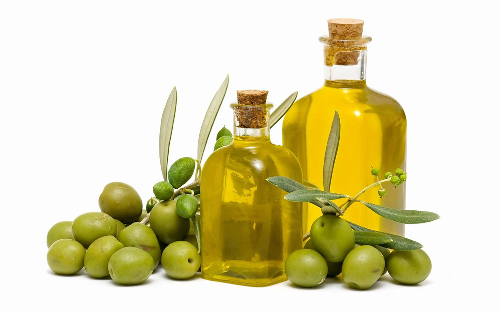 good fats - olive oil