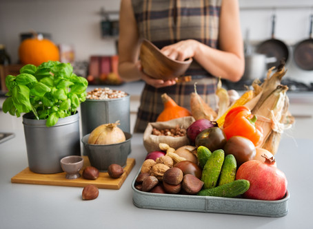 Is The Diet Industry Flawed? Eat Real Food To Nourish The Body And Soul