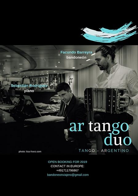 TANGO DUO piano bandoneon
