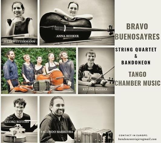 String Quartet & Bandoneon