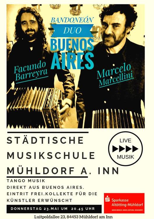 Bandoneon Duo Buenos Aires