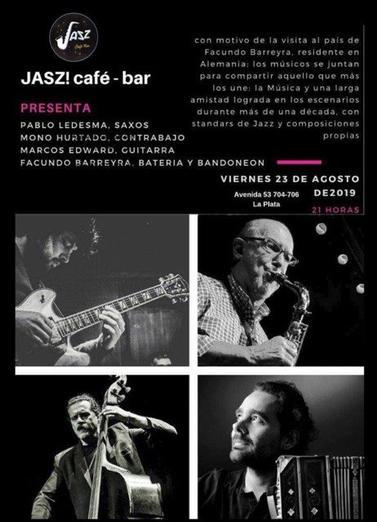 Concert in La Plata