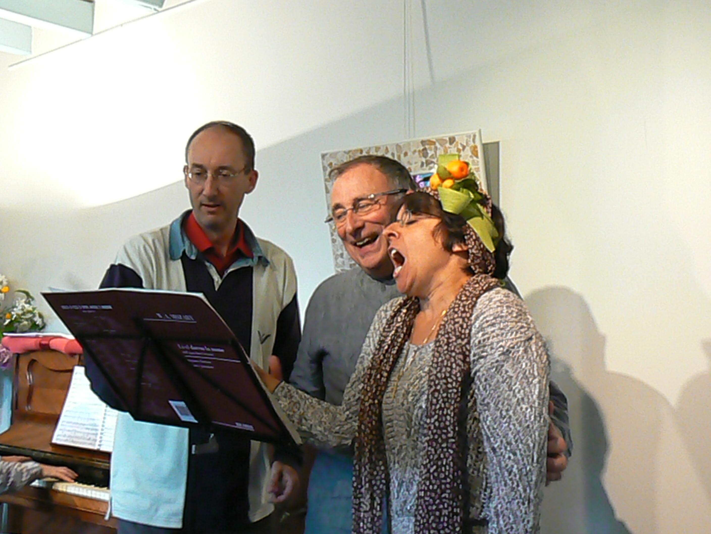 Stage de chant