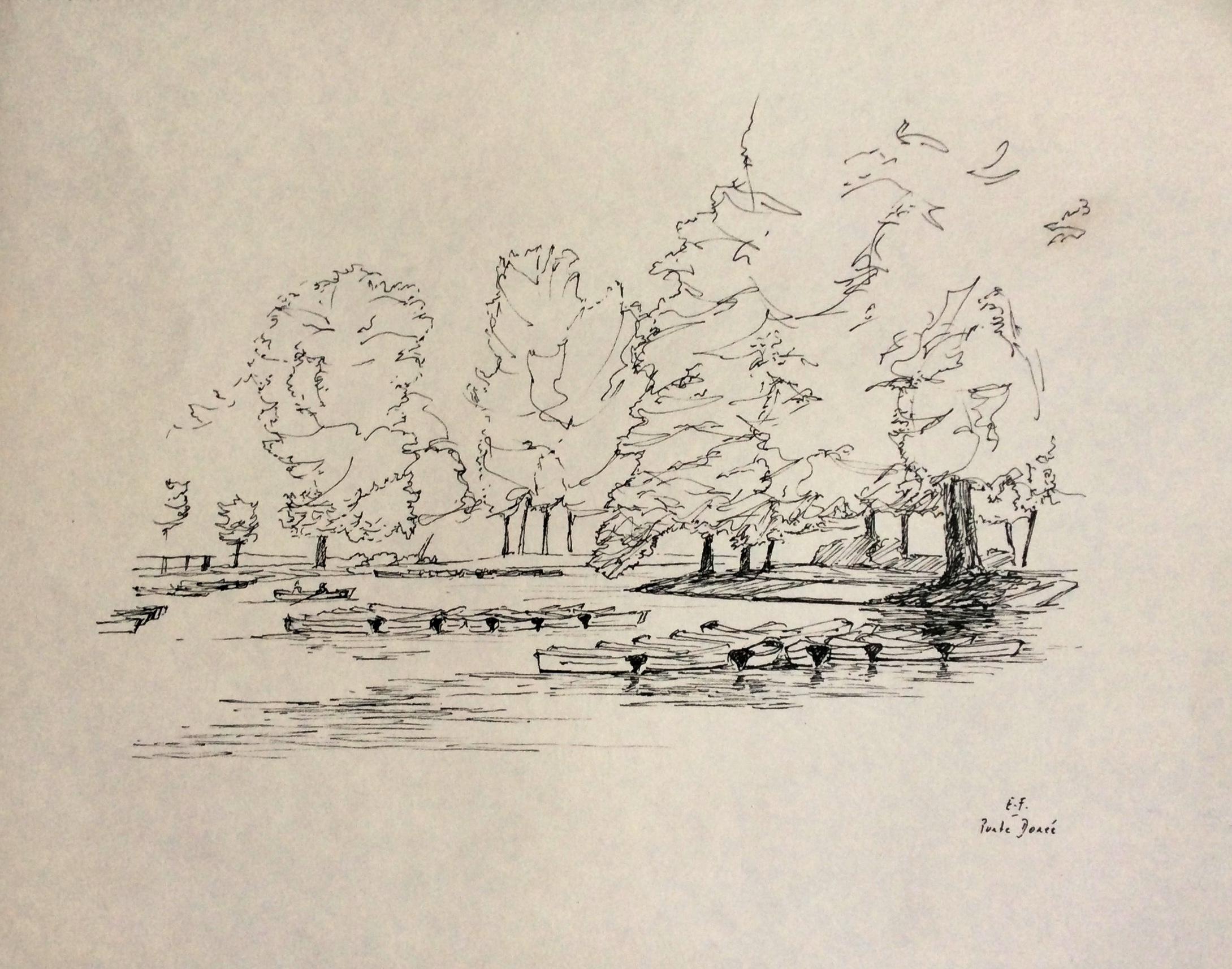 Vincennes feutre