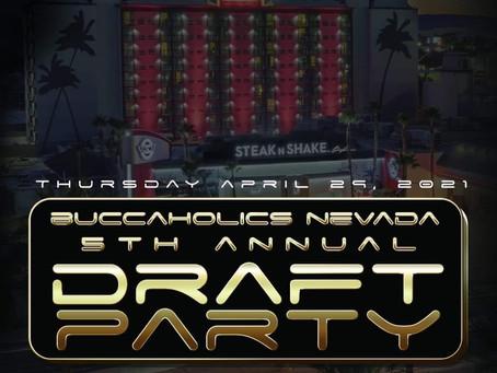 2021 Vegas Draft Party!