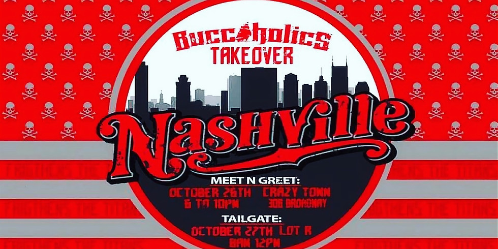 Nashville Takeover Tailgate