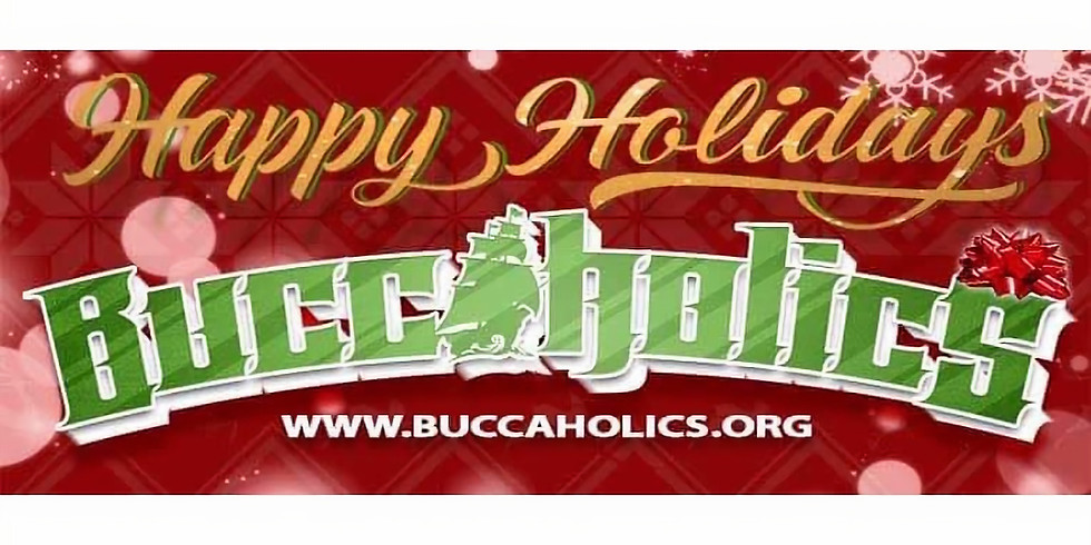 Bucs vs Colts Toy Drive watch Party