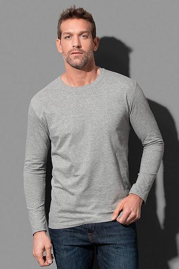 მამაკაცის გრძელმკლავიანი მაისური ST2130