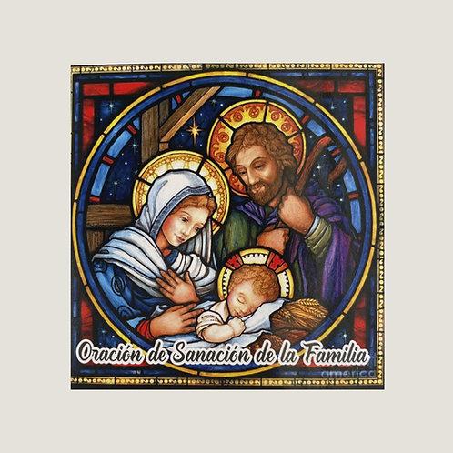 CD  Oración de Sananción de la Familia C007 Dólares