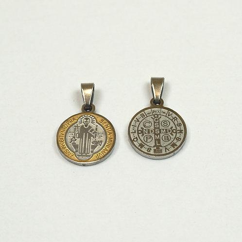 Medalla de San Benito J029 Dólares MEDIANA
