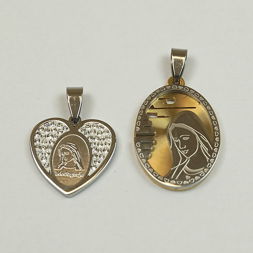 Medalla J033 Dólares
