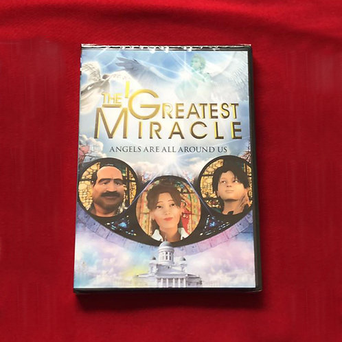 DVD The Greatest Miracle C004 Dólares