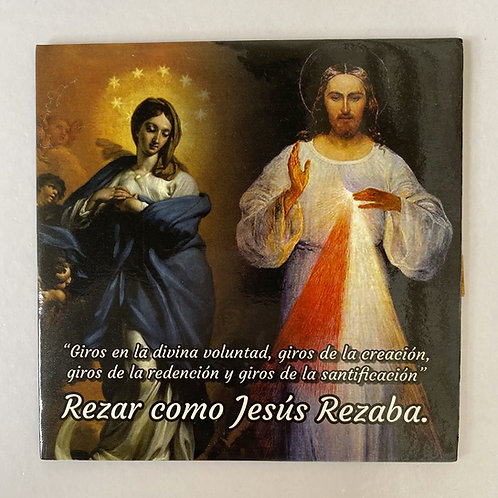 CD Reza como Jesús Rezaba Dólares
