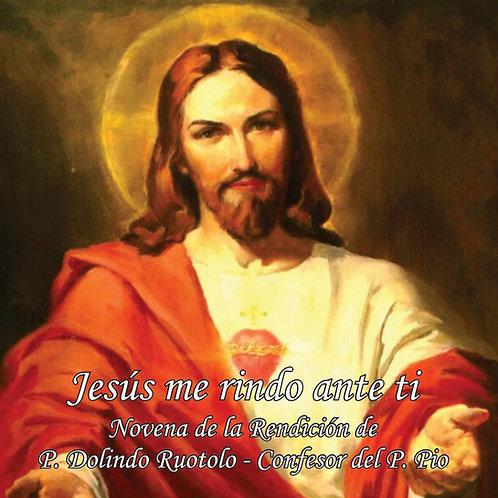 CD Jesús me Rindo ante Ti C002 Dólares