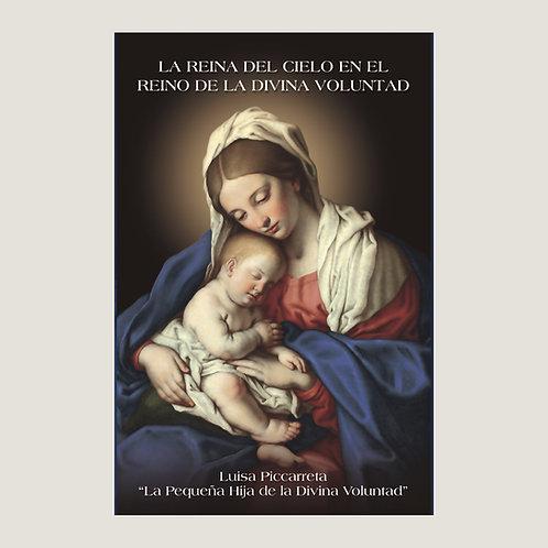Libro La Reina del Cielo  ESPAÑOL  L006 Dólares