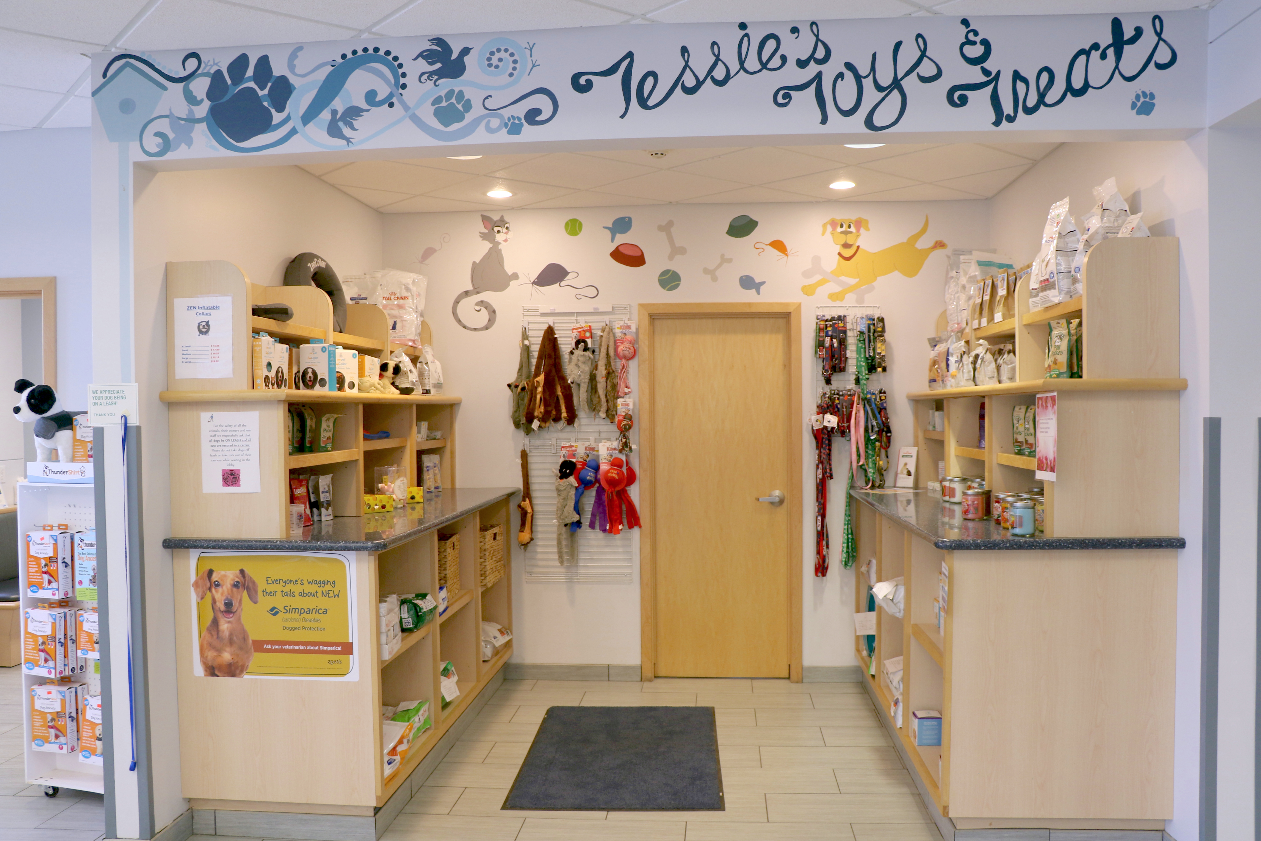 Tessie's Toys & Treats