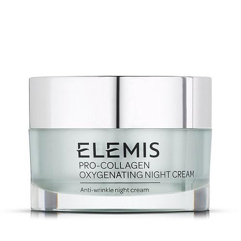ELEMIS Crème de Nuit Oxygénante Pro-Collagen 50ml