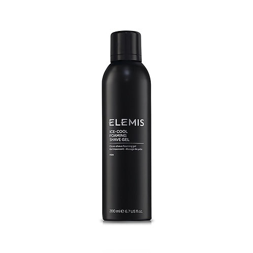 ELEMIS Ice-Cool Gel Moussant Rasage de Près 200ml