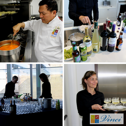 Vinci - Staff for events