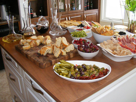 Should I Cook for my Social Event or Hire a Professional Caterer?