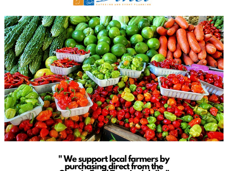 We Support Local Farmers