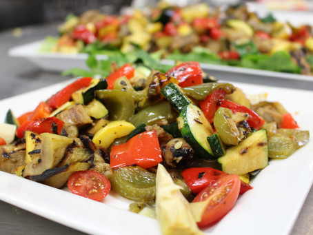 Our healthy food choices for your event