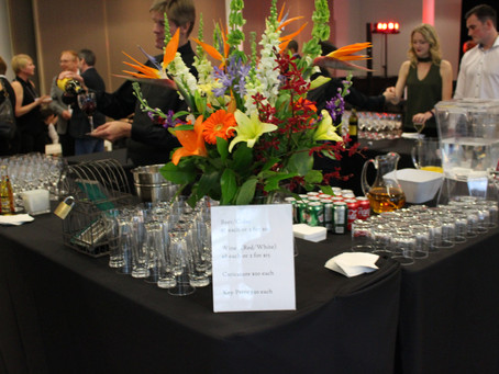 Holiday Events with Vinci Catering & Event Planning